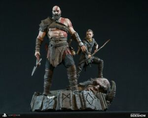 God of War PS4 1/6 Scale Polystone Statue Limited Edition