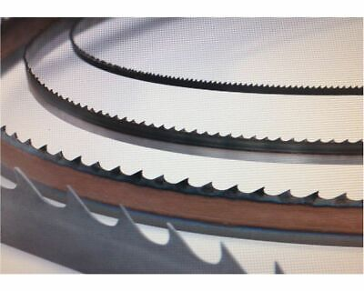 Timber Wolf Band Saw Blades, 1/8 Inch Wide, Best Woodworking Band Saw Blade for