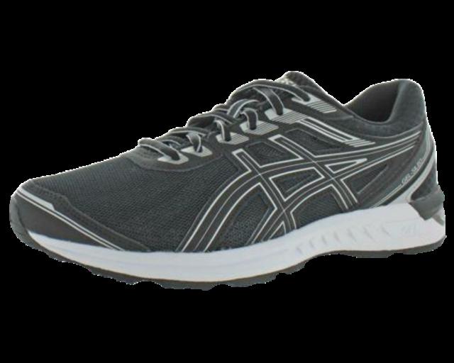 ASICS Running Grey Shoes for Women