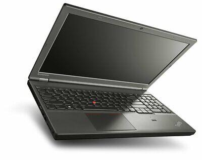 Lenovo ThinkPad t540p Core i5-4300m 2,60ghz, 4 Go, 128Go SSD, 15.6 Pouces, Webca
