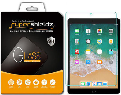 Supershieldz Tempered Glass Screen Protector For Apple iPad Pro 10.5 inch