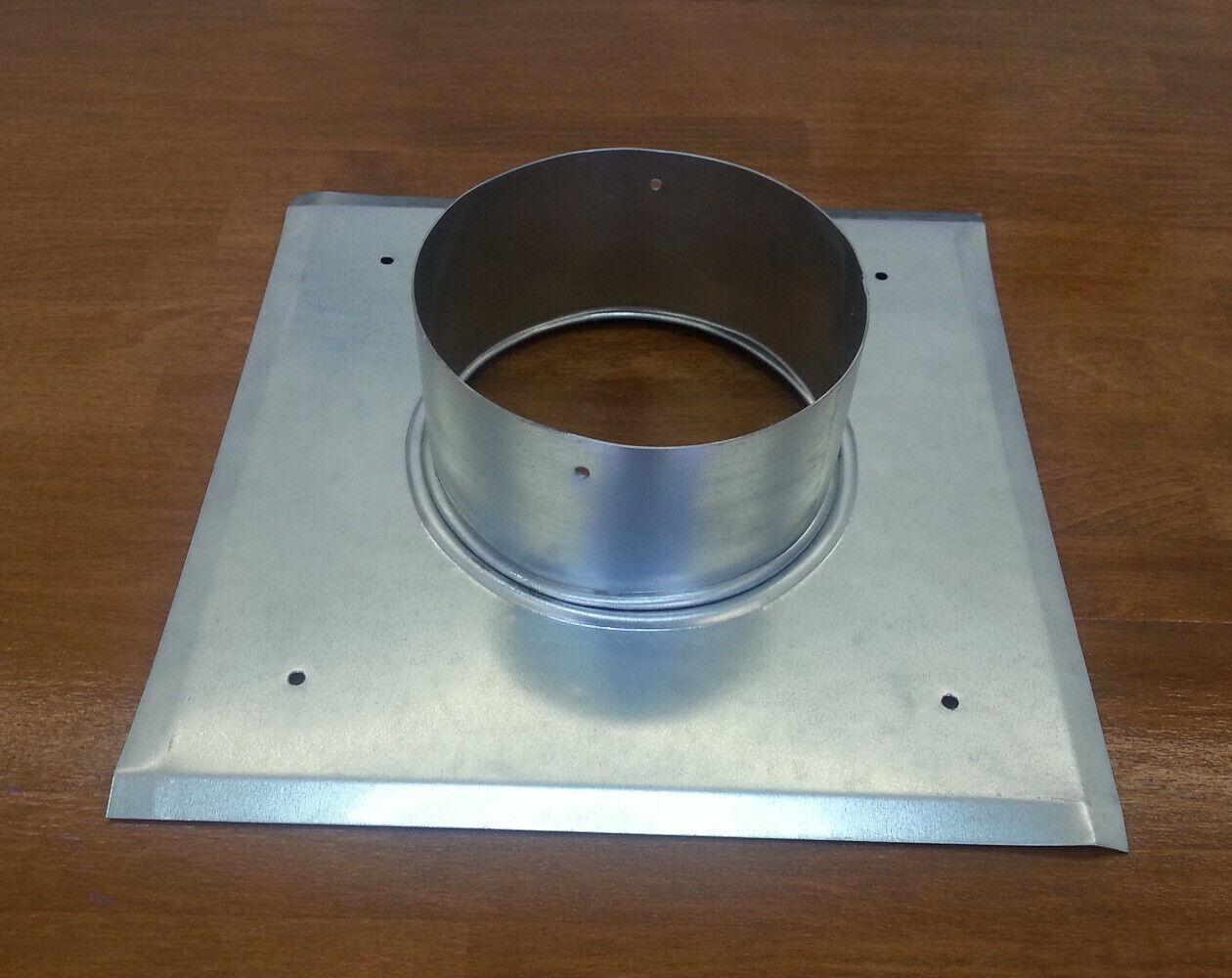 Schornsteinabdeckung Schornsteinaufsatz Edelstahl 150 mm Kaminaufsatz Haube