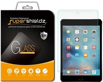3X SuperShieldz Clear Screen Protector Saver for Lenovo Tab 4 8