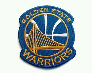 Golden State Warriors Embroidered 3