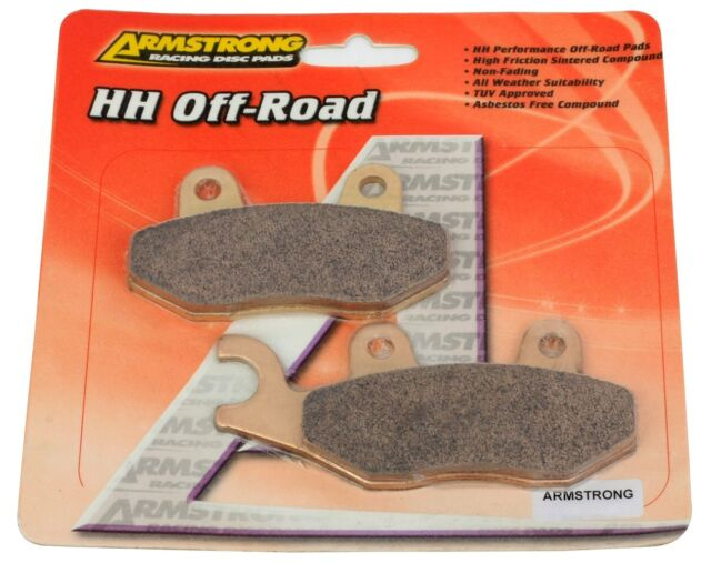 Armstrong HH Off-Road Rear Disc Pad To Fit Yamaha TT 600 K (Brembo) 95-96