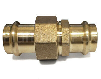 2 Inch Press Cast Copper Union Plumbing Fitting