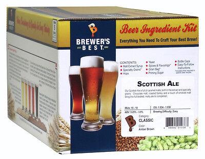 Scottish Ale - Brewer's Best 5 Gallon Beer Making Ingredient Kit
