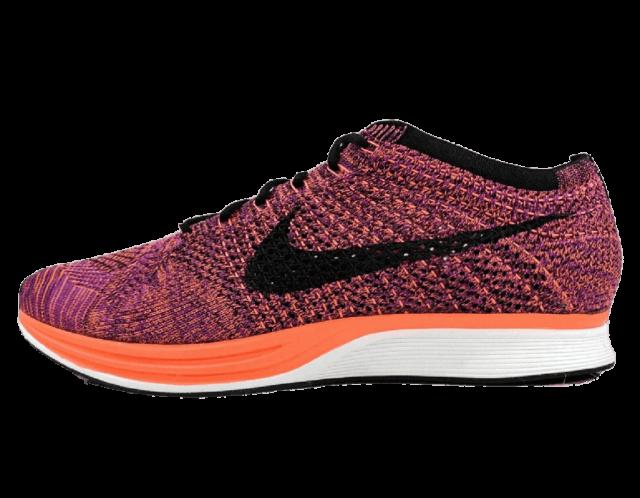 Nike Flyknit Team Orange