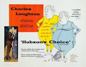hobsons choice dvd