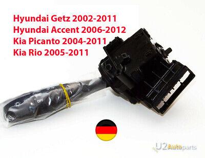 HYUNDAI Accent Getz KIA Picanto Rio II Blinkerschalter 934101C000 934101C200