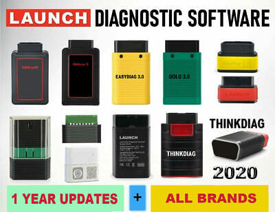 ACTIVATION UPDATE SOFTWARE LAUNCH EASYDIAG 2..0/3.0 GOLO. THINKDIAG X431PRO3.