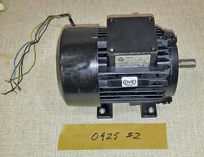 Emco Compact 8 Lathe Spindle Motor 2 0925