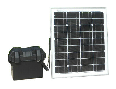 TEKTRUM 1000w/2000w POWER PACK STATION SOLAR & WALL CHARGER - Plug-N-Play