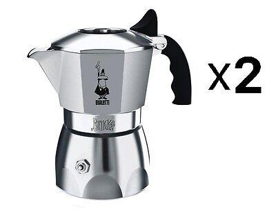 BIALETTI Brikka 4 Cup Stovetop Espresso Maker 06988