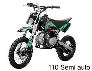 Monster 110cc PIT BIKE... Capalaba Brisbane South East Preview