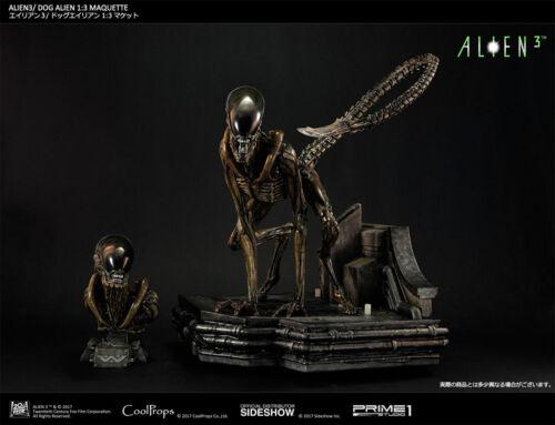 Sideshow Alien 3 Dog Alien Deluxe Maquette MIB Coolprops Aliens SALE! $3485