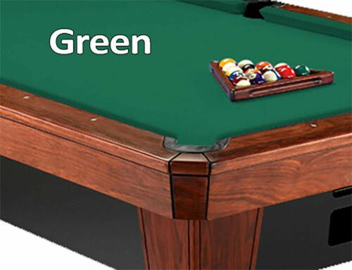 Pre-Cut Simonis 860 Green Billiard Pool Table Bed & Rail Cloth Felt 8