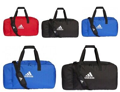 Adidas Tiro Duffel Sports Bags Training Gym Holdall Football Size Small