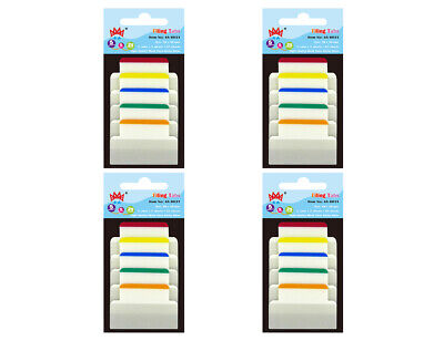 4a Durable File Tabs Divider Tabs Page Marker Index Label Transparent Stickers