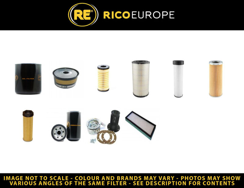 Filter Kit Suitable for Cat 315 w/Perkins 3054T Eng. SN 6 BL1/3ZM1/4MM1