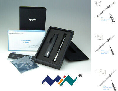 Miniware Ts100 Portable Digital Soldering Iron Kit B2 Bc2 I Tip Interface Dc5525