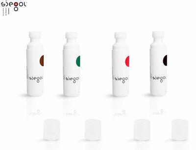 Siegol® Raulederpflege Nubuk Rauleder Pflege mit Schwammaufträger 100 ml z2584