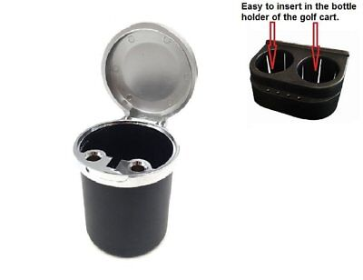 LL-Golf® richiudibile Golf Cart / Posacenere Portacenere / Ashtray per (C4q)
