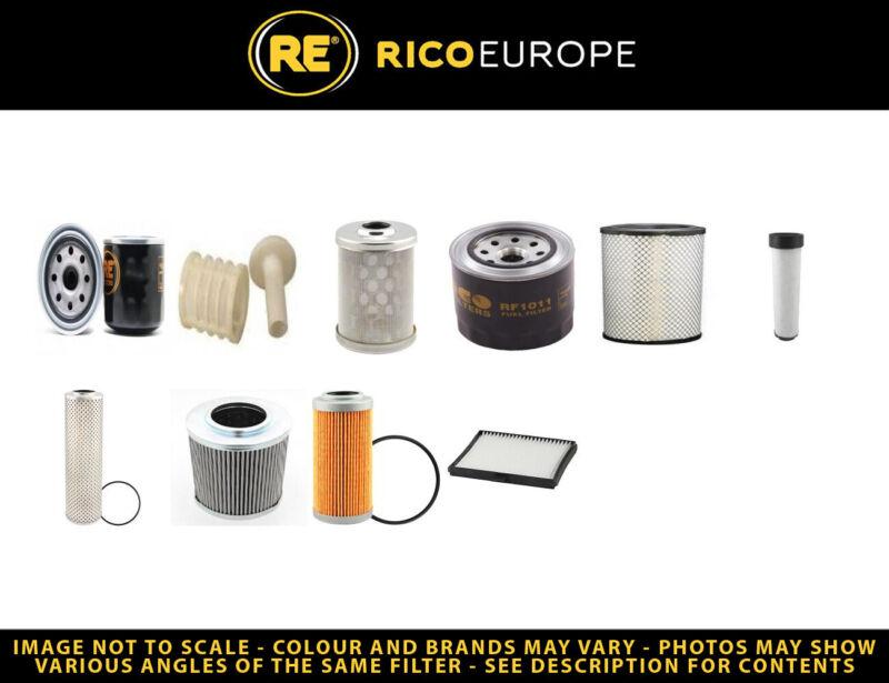 Daewoo Solar 055v Gold/Plus Filter Service Kit