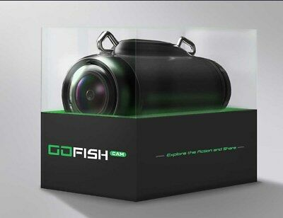 Видеокамеры GOFISH CAM: underwater wireless fishing