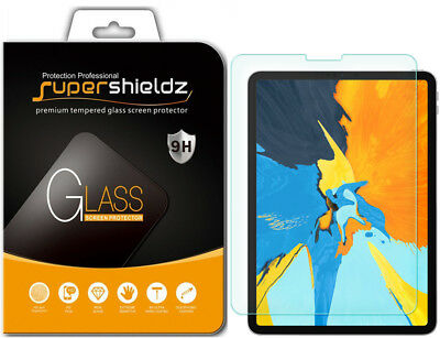Supershieldz Tempered Glass Screen Protector For Apple iPad Pro 11 inch