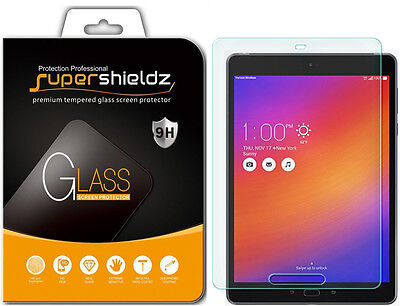 Supershieldz Tempered Glass Screen Protector Saver Shield For Asus Zenpad Z10