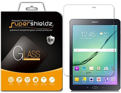 Supershieldz-Tempered Glass Screen Protector Saver For Samsung Galaxy Tab S2 8.0