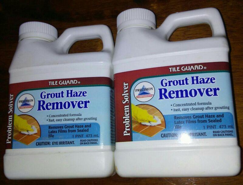 Tile guard Grout Haze Remover 2 pints