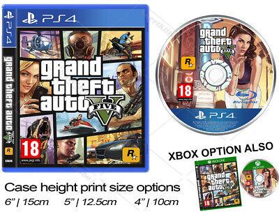 Grand Theft Auto Game GTA Cake Topper XBOX PS4