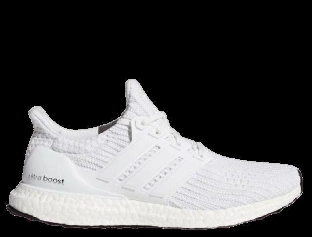 06 Adidas Ultraboost Triple White