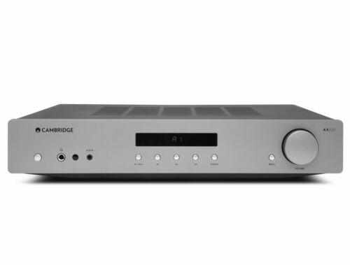 Cambridge Audio AXA35 Integrated Amplifier W/ Built-In Phono-Stage - Refurbished