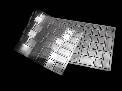 "Clear TPU Keyboard Protector for 17.3"" Dell G3 17 Gaming lap"