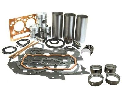 Massey Ferguson Mf135 Mf150 Mf230 Mf235 Tractor Engine Overhaul Rebuild Kit