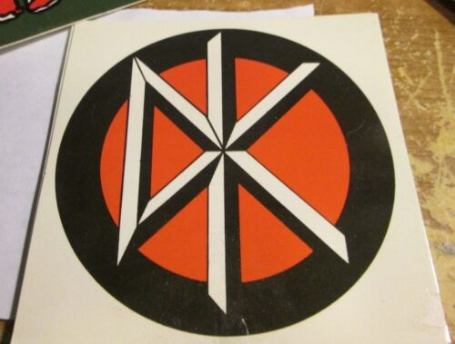 DEAD KENNEDYS STICKER COLLECTiBLE RARE VINTAGE 90