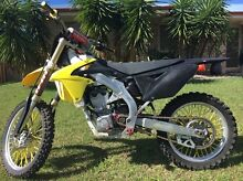 Suzuki Rmz450 2012 fuel injected may swap for boat Caboolture Caboolture Area Preview