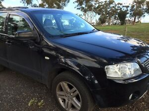 2004 ford territory Keilor Downs Brimbank Area Preview