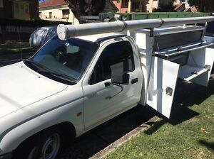 2003 Toyota Hilux PRICE DROP Ryde Ryde Area Preview
