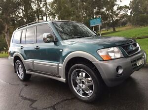 2003 Mitsubishi Pajero Exceed 4x4 Wagon Automatic Liverpool Liverpool Area Preview