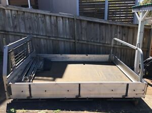 Alloy ute tray hilux etc Ryde Ryde Area Preview