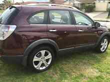 Holden Captiva LX 2011 7 Seater Huntingdale Gosnells Area Preview