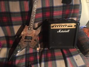 Bc rich iron bird and Marshall amp Lobethal Adelaide Hills Preview