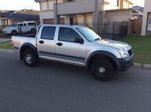 2006 Holden rodeo auto low km Prestons Liverpool Area Preview