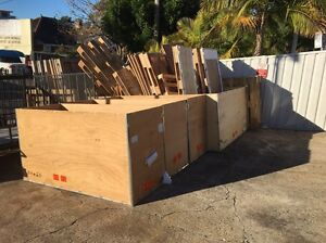 FREE Wooden crates and pallets Burwood Burwood Area Preview