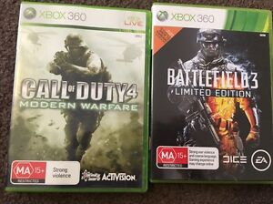 Xbox 360 Games (Used) $10 each or 6 for $50 Burton Salisbury Area Preview