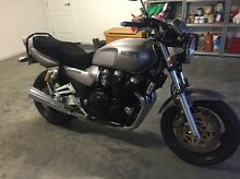 Yamaha XJR 1200 Perth Northern Midlands Preview